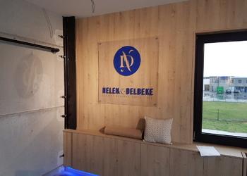Standenbouw Lambrecht - Interieur Showroom